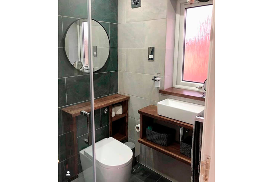 Bathroom and Shower room - Patience and Hilliard Builders in Norfolk