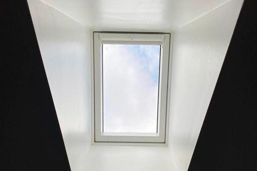 Velux Windows - Patience and Hilliard Builders in Norfolk