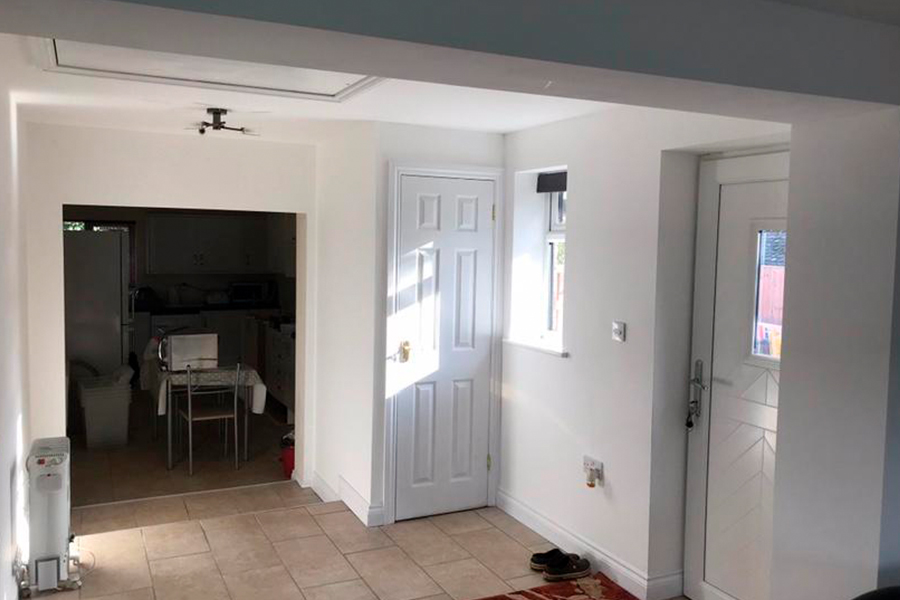 Extension and Renovation - Patience and Hilliard Builders in Norfolk