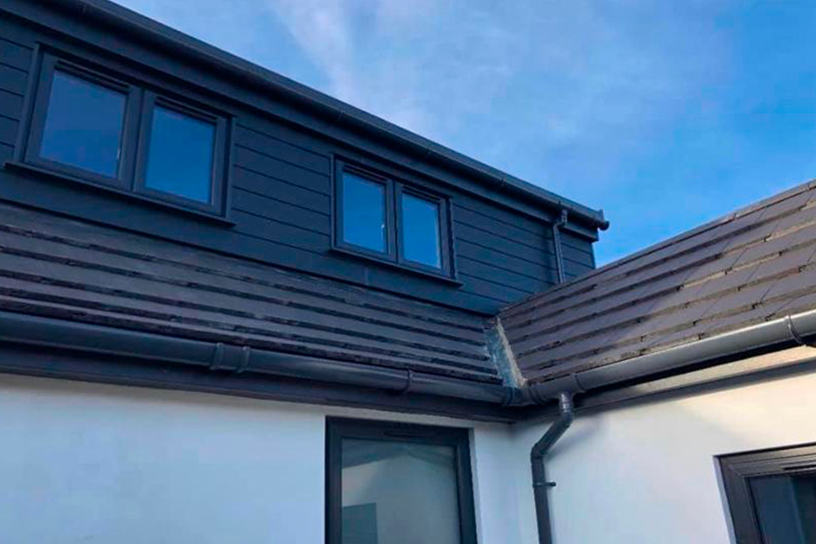 Loft Conversion - Patience and Hilliard Builders in Norfolk