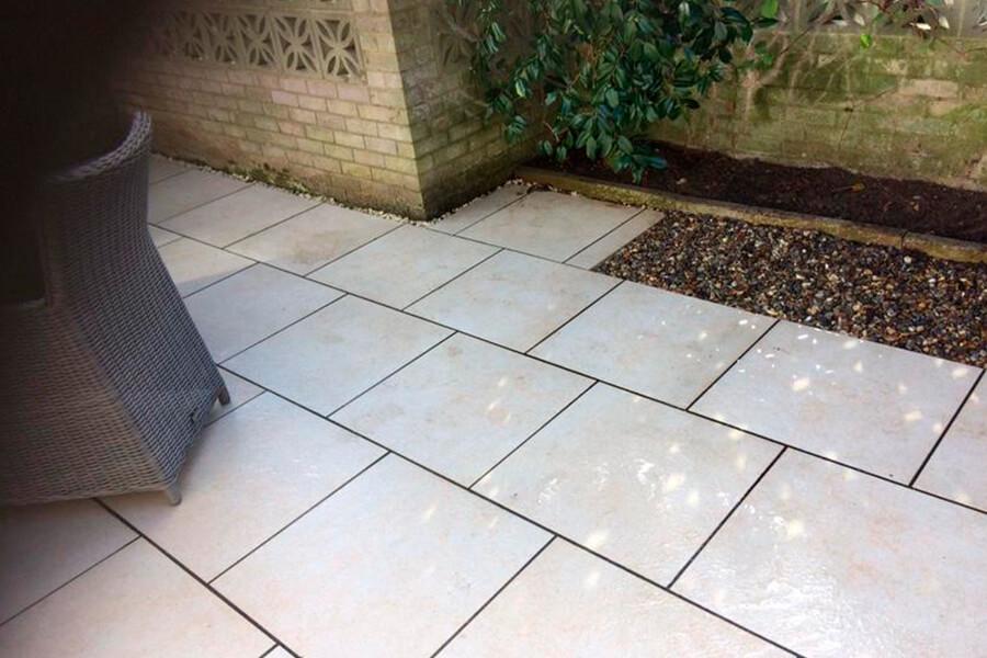 Garden Renovation - Patience and Hilliard Builders in Norfolk