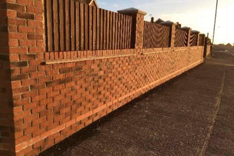 Brickwork - Patience and Hilliard Builders in Norfolk